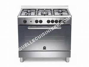 Cuisiniere Gaz 5 Feux : cuisiniere la germania cuisini re gaz 5 feux g90x au ~ Edinachiropracticcenter.com Idées de Décoration