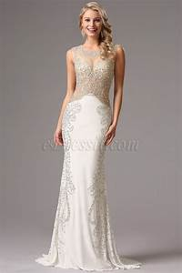 robe de soiree blanche longue With robe de soirée blanche longue