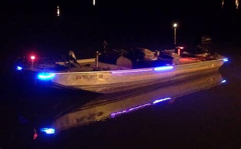 Boat Lighting For Night Fishing