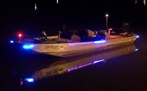 Boat Lighting For Night Fishing  Types And Colors To
