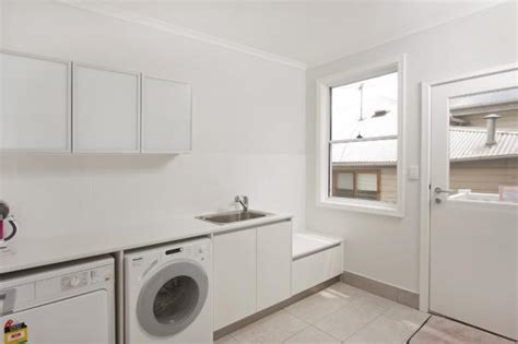 White Kitchens Ideas - laundry design ideas get inspired by photos of laundry from australian designers trade