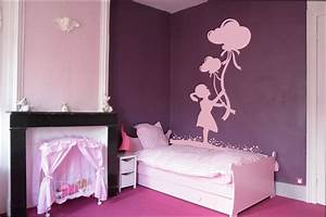 Etagere Murale Chambre Fille : etagere chambre theme tendance maison promo fille deco ~ Dailycaller-alerts.com Idées de Décoration