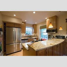 Kitchen Design Ideas And Photos For Small Kitchens And