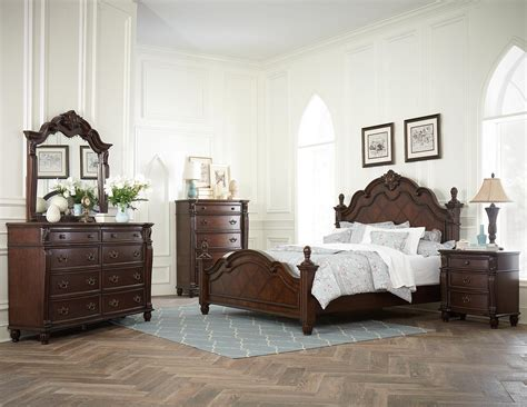 Homelegance Hadley Row Bedroom Set Gray Bedroom Murals Bathroom Remodel Design Tool Curtains Target Decoration Ideas For Small Bathrooms Collezione Europa Furniture 1 Apartment Floor Plans Red Walls
