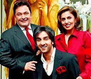 Ranbir Kapoor family, childhood photos | Celebrity family wiki