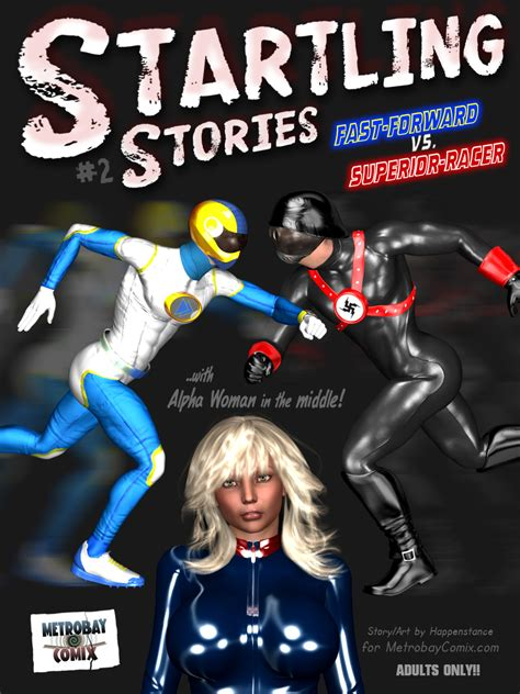 Startling Stories #2 Cover By Happenstance6 On Deviantart