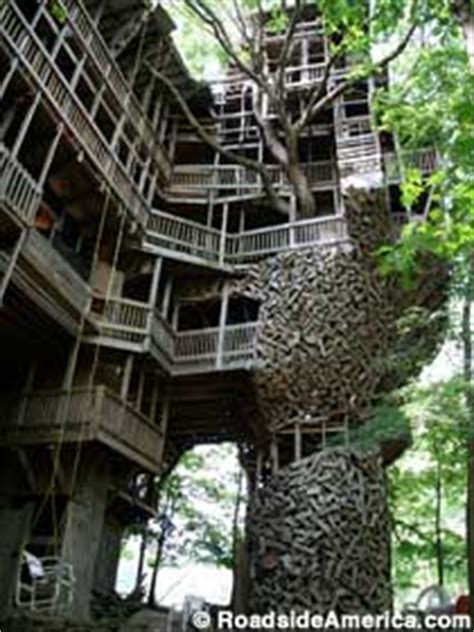 ministers tree house  crossville tennessee