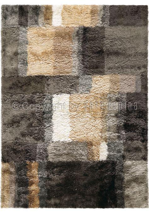 tapis marron  beige idees de decoration interieure