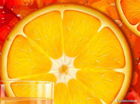Orange Fruit Wallpaper by Orange Fruit Wallpaper