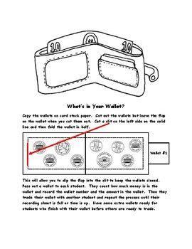 md money activities games  worksheets