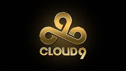 Cloud Cloud9 Gold Csgo Cs Logos Backgrounds