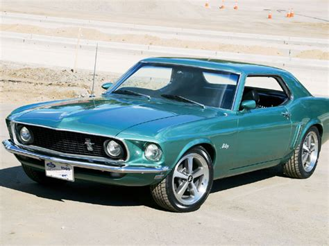 1969 Ford Mustang Hardtop  Mustang Monthly