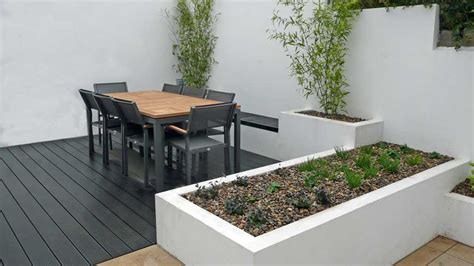 Garden Minimalist by New Design Garden Minimalist White Chic