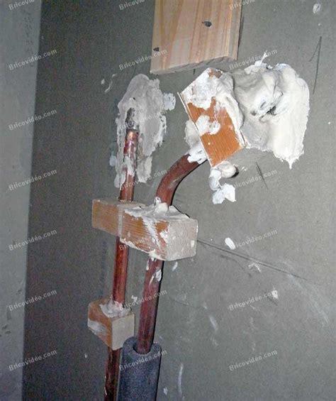 pose d un mitigeur mural forum plomberie conseils la pose d un mitigeur thermostatique groh 233