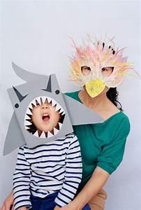 Schnelle Küche Für Kinder : sch ne kost me ohne n hmaschine schnelle masken f r den fasching basteln mit kindern ~ Fotosdekora.club Haus und Dekorationen