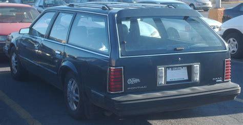 File:'88 Pontiac 6000 Wagon.jpg - Wikimedia Commons