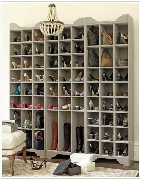 shoe closet shoe storage ideas