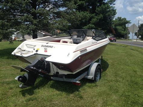 Ebay Boats For Sale Usa by 1992 Sunbird Boat Ebay Autos Post