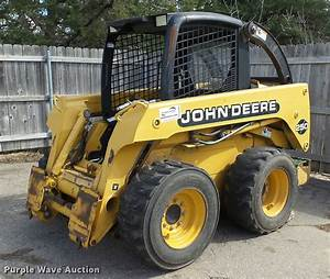 Wiring Diagram John Deere 250 Skid Steer