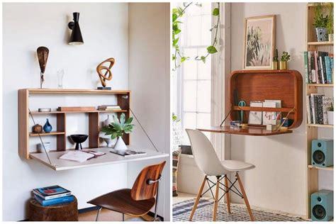 si鑒e de mural rabattable 8 idées de bureau mural rabattable pour petits espaces