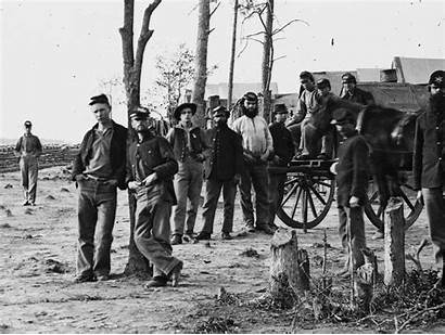 Union Heavy York Soldiers 13th Artillery 1865