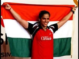 Saina Nehwal world No 1 ranking in womens singles - YouTube