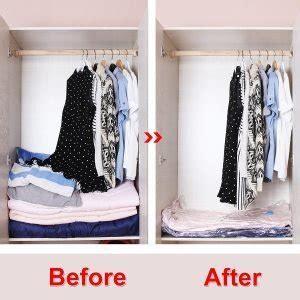 Kleidung Platzsparend Aufbewahren by Vakuumbeutel Im Test Vergleich Platzsparend Kleidung