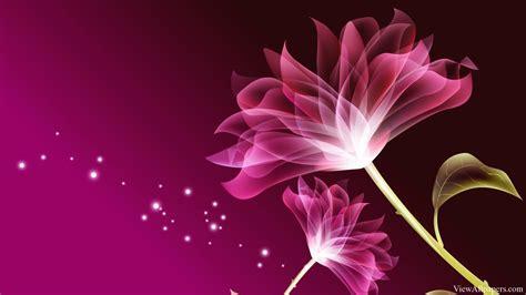 3d Pink Wallpapers by 3d Flower Desktop Wallpaper Wallpapersafari