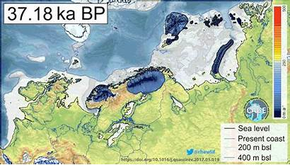Ice Age Sheet European Collapse Caused Quaternary
