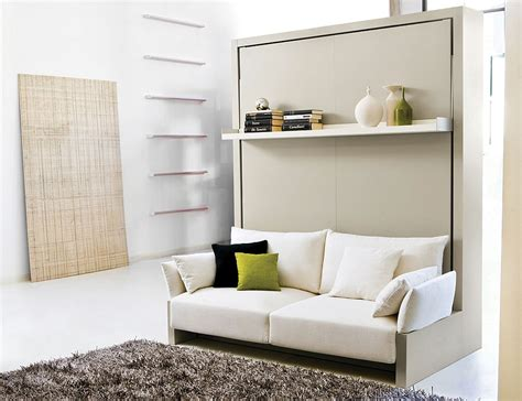 canapé convertible made in transformable murphy bed sofa systems that save up on ample space