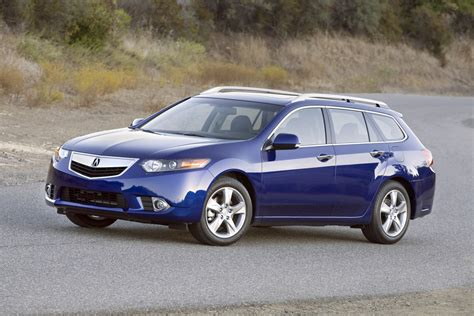 2011 acura tsx sport wagon first