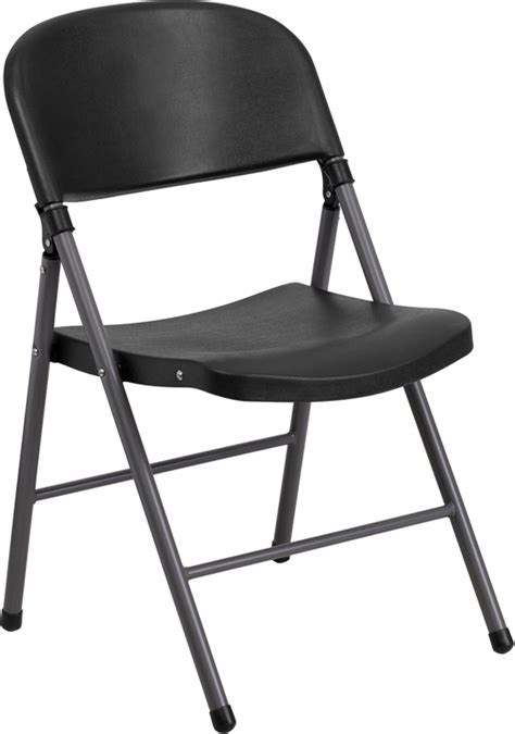 hercules folding chairs manufacturer hercules series 330 lb capacity black plastic folding