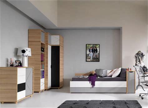 meuble chambre ado fille best chambre dune adolescente moderne avec armoire et