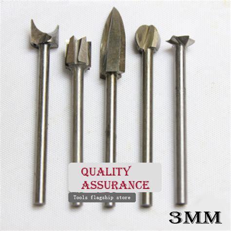 mata bor kayu 8mm 5 pcs carving tools hss wood carving drill