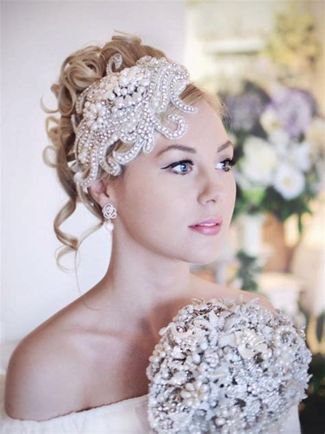 long blonde hairstyle   wedding hair collection  annette bradford