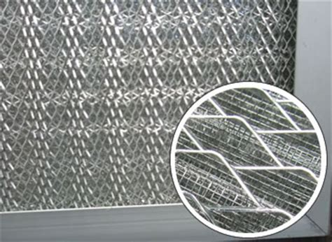 Galvanized/Stainless Steel Air Filter ? More Durable