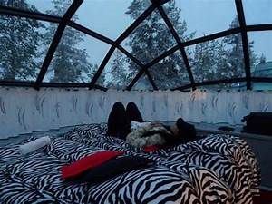 Inside igloo 1 - Picture of Kakslauttanen Arctic Resort ...
