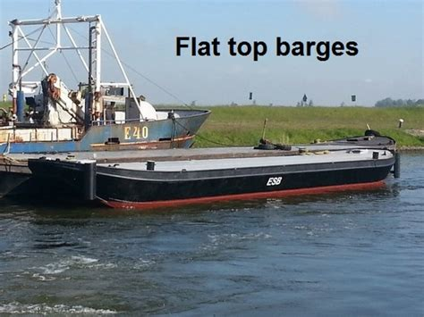 Boat Lift Barges For Sale by Flat Top Barges Quot Several Deckships Dekshuits Are