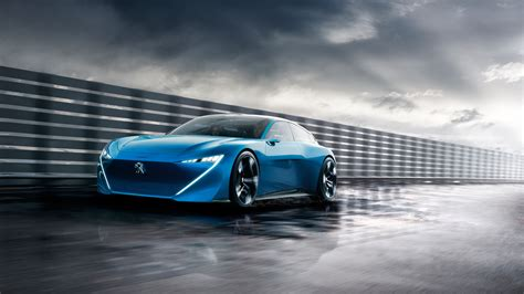 2017 Peugeot Instinct Concept 5 Wallpaper
