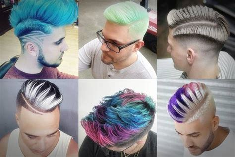 Different Hair Color Ideas For Men In 2019