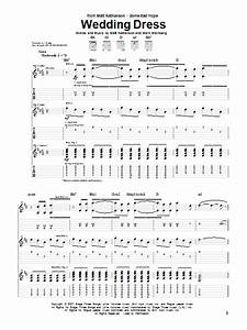 Wedding Dress Sheet Music