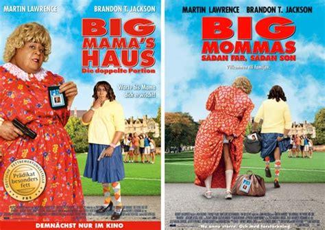 international big mommas house  posters  trailer