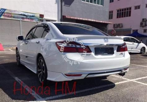 Honda Accord 2016 Bodykit With Paint Pur Uh
