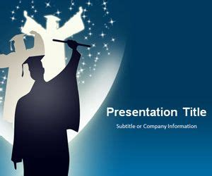 graduation powerpoint template  powerpoint