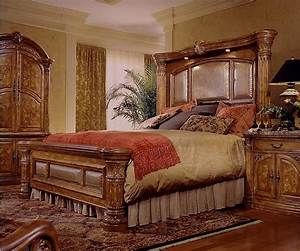 Discount king size bedroom furniture sets home delightful for Discount bedroom furniture sets