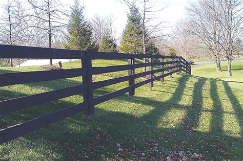 Post And Rail Fencing  Outdoor Essentials