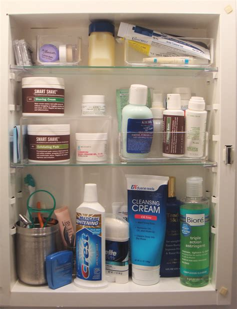 medicine cabinet shelf inserts bathroom