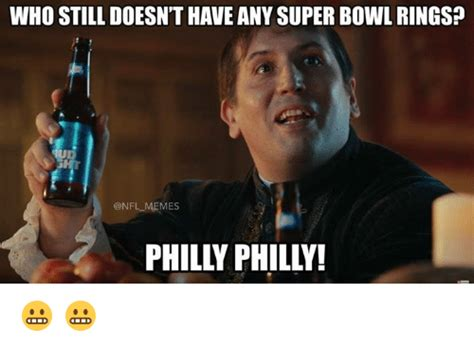 Meme Philadelphia - who still doesn t have any super bowl rings memes philly