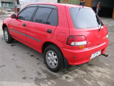 Daihatsu For Sale by 1995 Daihatsu Charade For Sale 1 5 Gasoline Manual For Sale