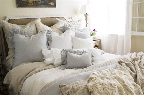 A Young Conservative Cottage Shabby Chic Bedding
